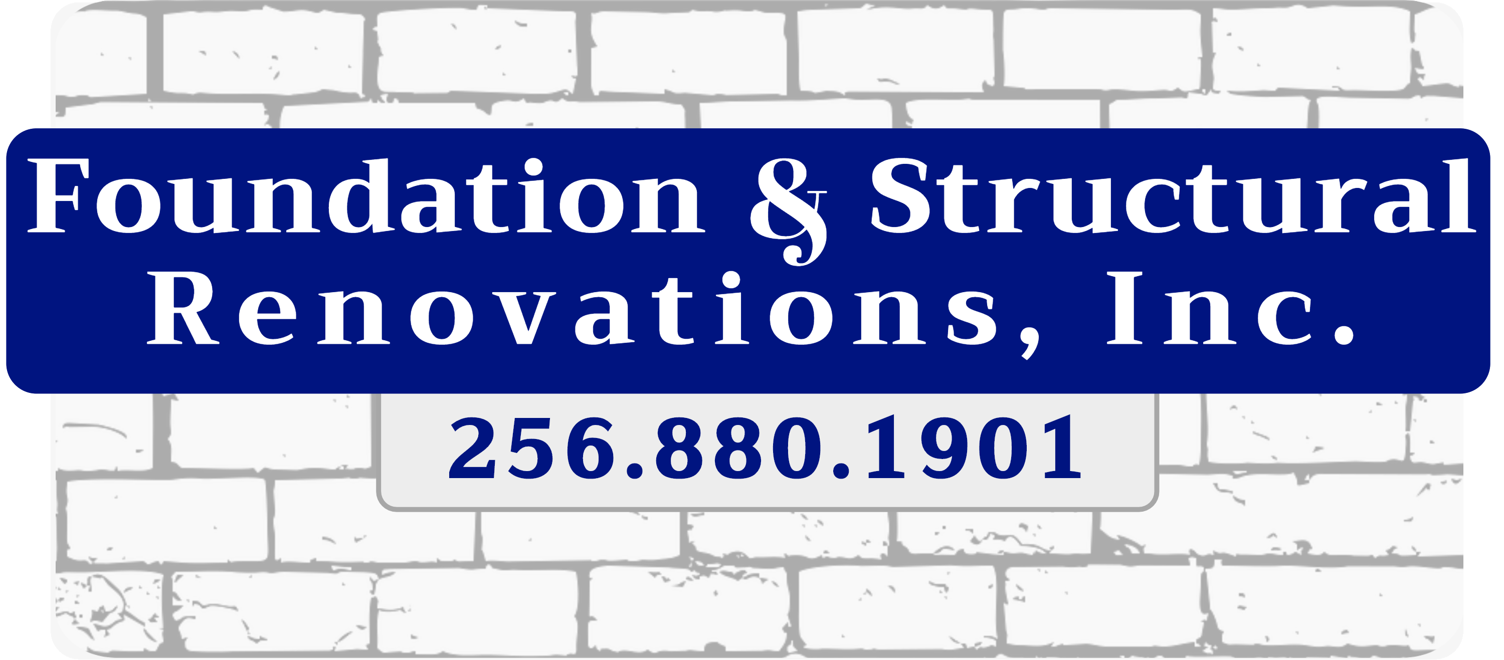 Foundation & Structural Renovations